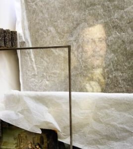 Réserves du musée de l'Ermitage. © Eric Martin/Le Figaro Magazine avec l'aimable autorisation du Groupe Figaro