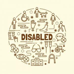 La diversité des handicaps. Crédits image : Tulpahn, Shutterstock