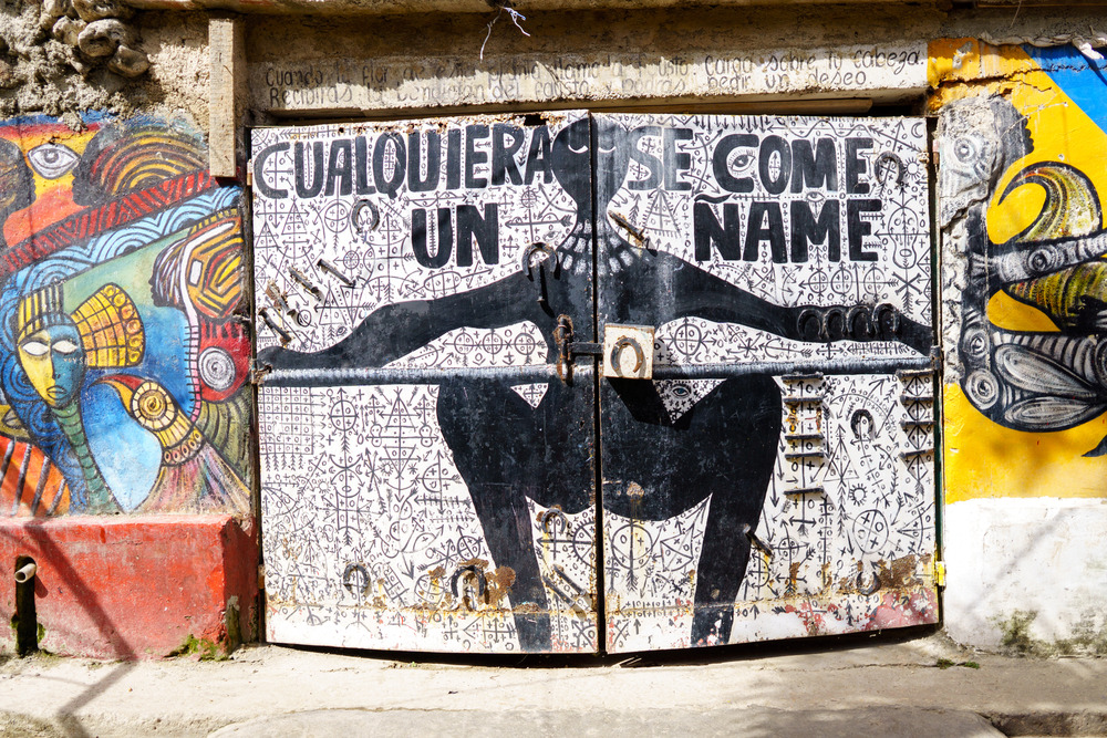 Street art à La Havane. © Gil.K/Shutterstock
