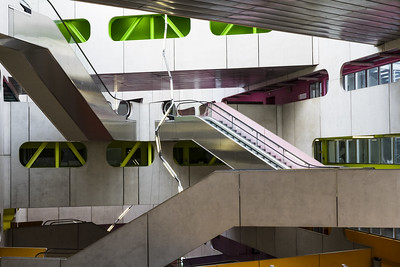 Jussieu. Crédits : Laurent Ribot/Flickr. CC BY-NC-ND 2.0