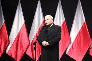 Jarosław Kaczyński, novembre 2018. Crédits photo : Rafal Zambrzycki. CC-BY -2.0