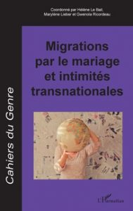 Marriage migration and transnational intimacy, Cahiers du Genre, 2018