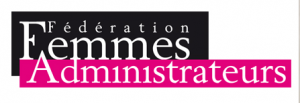 web de la Fédération des femmes administrateurs (sic)