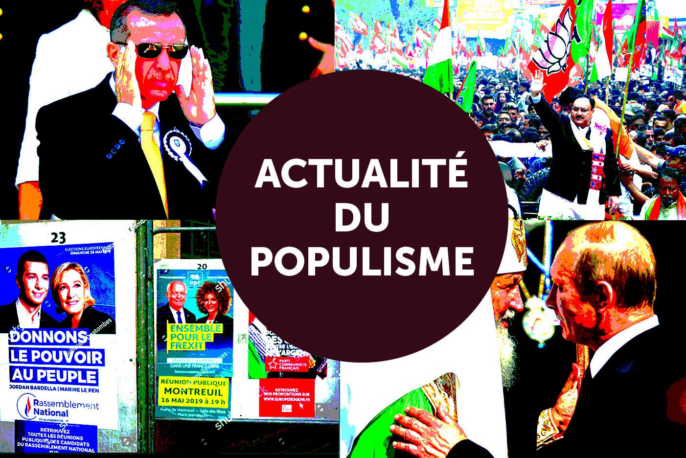 Actualité du populisme, Cogito © Sciences Po
