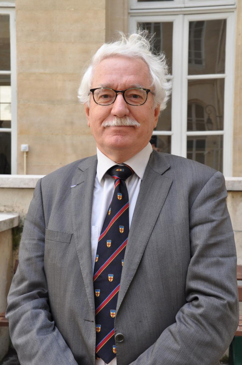 Portrait of David Camroux