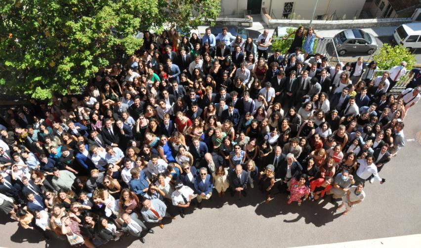 Rentrée 2021 : bienvenue à tous les étudiants du Collège Universitaire !