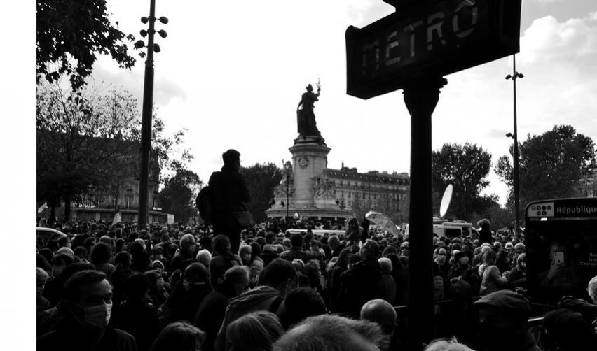 Un après-midi autour de Samuel Paty : ses ambitions  par Marc Lazar et Benoit Falaize