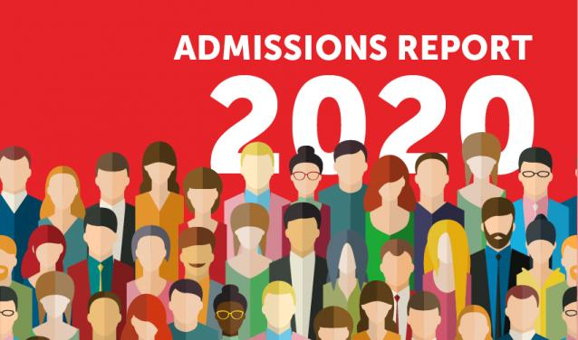 2020 Admissions: a new record high of applications despite an unprecedented context