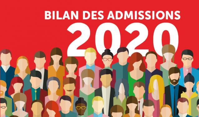 Admissions : en 2020, un nouveau record de candidatures malgré un contexte inédit