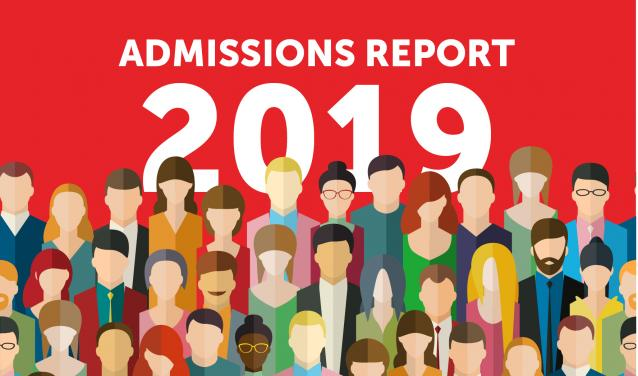 2019 Admissions Report: A Record Number of Applications