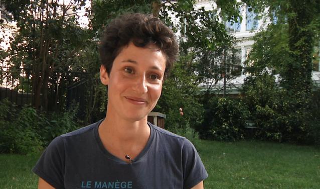 """Alice Zeniter : arrivée d'une """"fille sans histoire"""" à la chaire d'écrivain en résidence"""