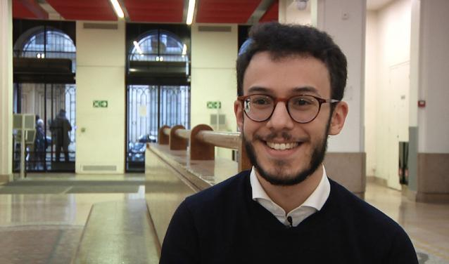 Anass Mourjane: From Sciences Po to Harvard