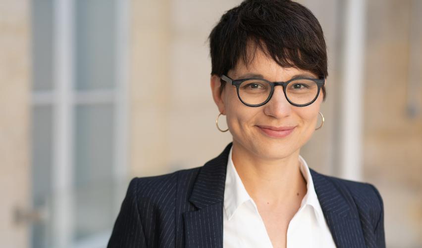 Anne Revillard, Directrice du LIEPP