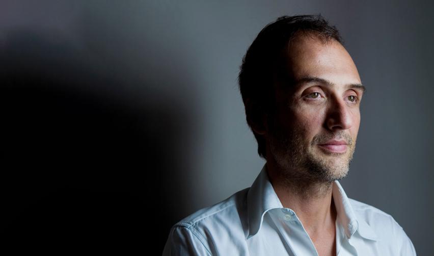 Portrait d'Ariel Colonomos © Franck Ferville / Agence VU