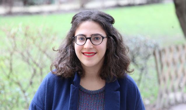 Barbara Saden, diplômée de Sciences Po