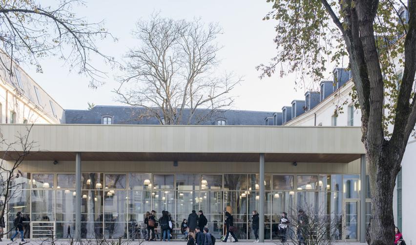 Sciences Po, campus de Reims accueillera dès septembre 2017 les Premiers Campus