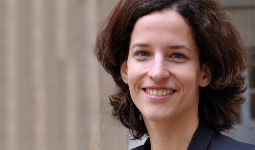 Cornelia Woll, directrice des Études et de la Scolarité