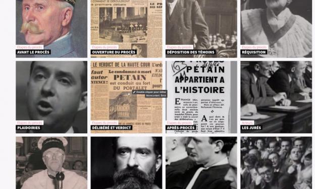 CriminoCorpus : revivre les procès de l'Histoire