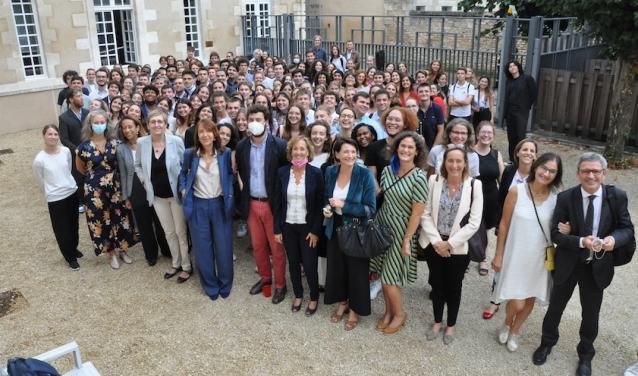 Feliz 20 aniversario Campus de Poitiers