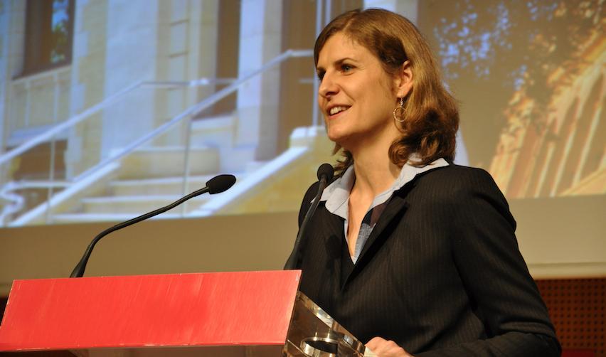 Delphine Grouès @ Thomas Arrivé / Sciences Po