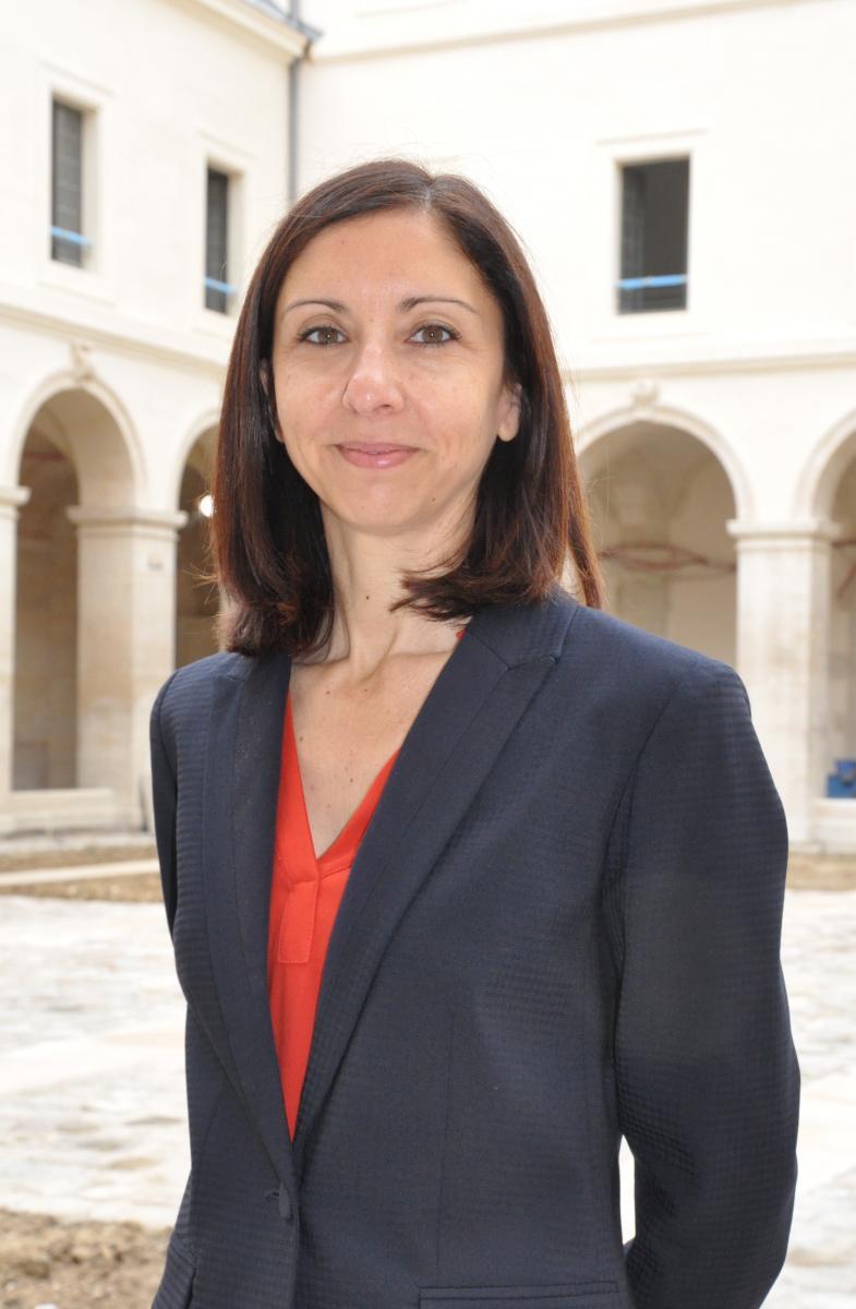 Emmanuelle Dubrana