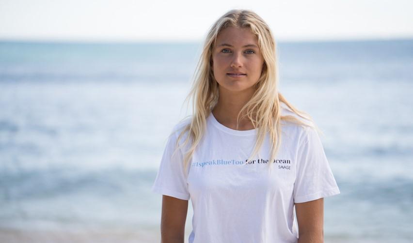 Eve Isambourg, Ocean Ambassador