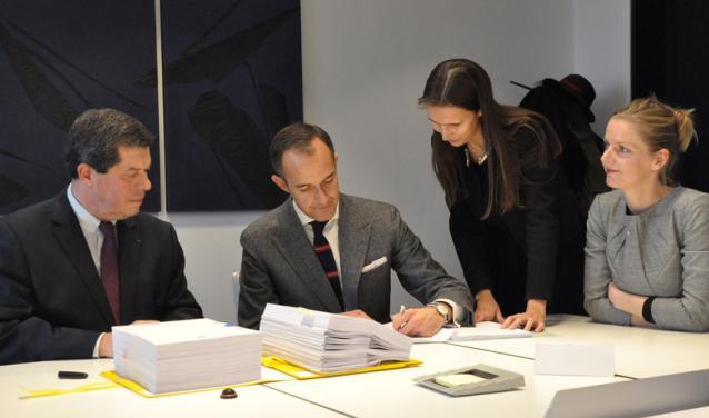 Sciences Po réalise l'acquisition de l'Hôtel de l'Artillerie
