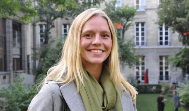 Grace Moore, rencontre avec la nouvelle lauréate de la Bourse Michel David-Weill