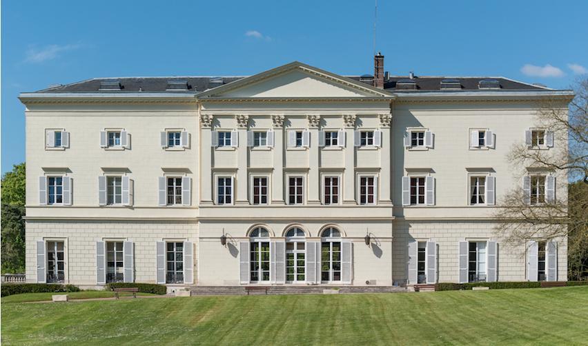 The HEC Paris campus
