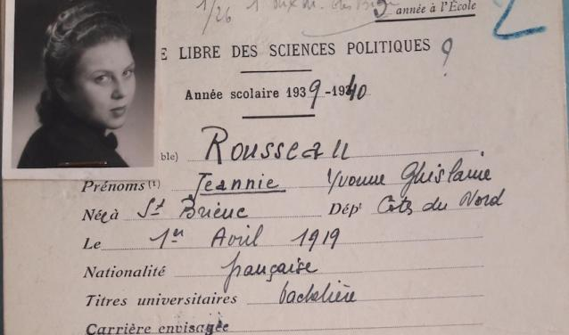 The Spy Who Studied at Sciences Po