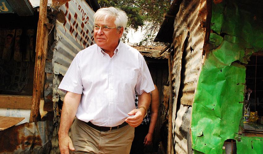 Joan Claus, directeur éxécutif de ONU-Habitat