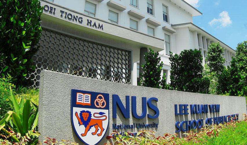 The Lee Kuan Yew School of Public Policy at the National University of Singapore