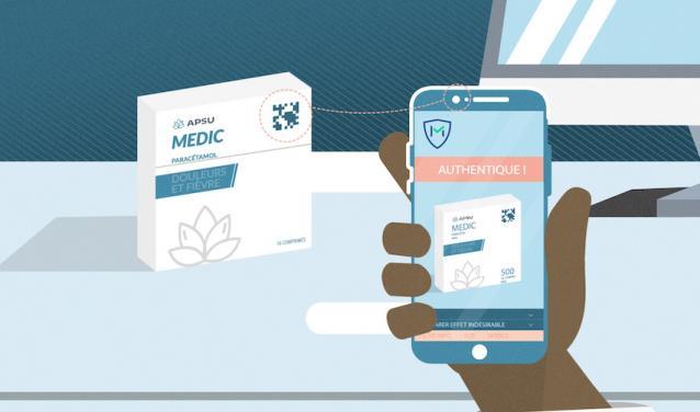 Incubateur de Startup: Place à la lutte contre les faux médicaments