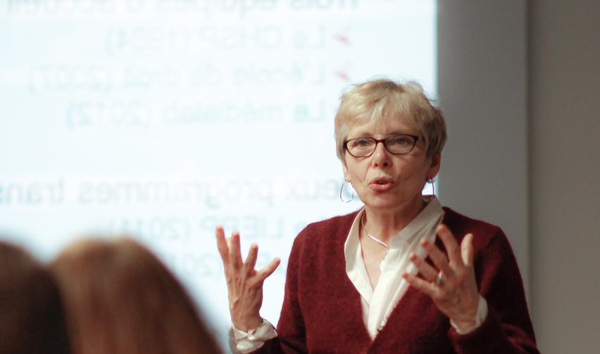 Christine Musselin