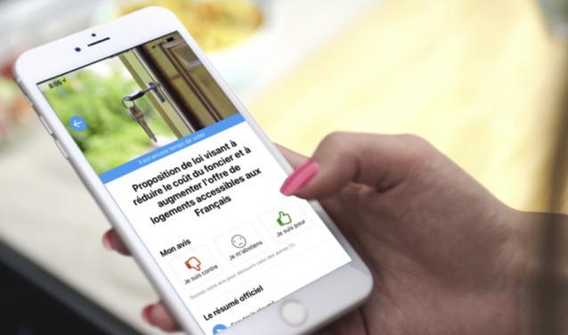 À la recherche d'une démocratie participative : découvrez l'application NosLois