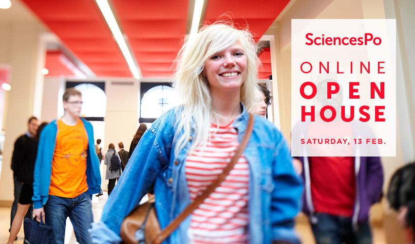 Sciences Po Online Open House