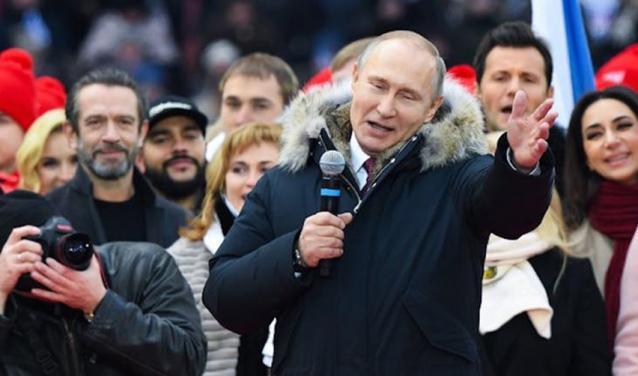 Pourquoi Vladimir Poutine a déjà gagné la présidentielle en Russie