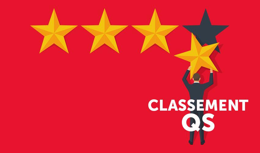 Classement QS par disciplines 2018
