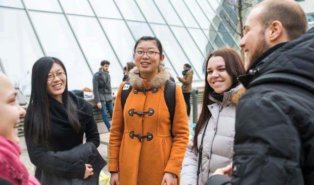 Sciences Po, université la plus internationale de France