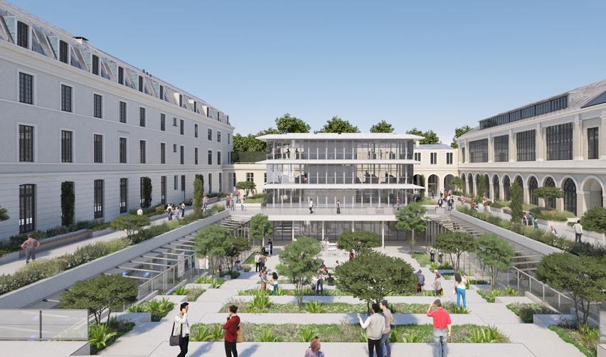 Sciences Po aims to raise 100 million euros by 2022