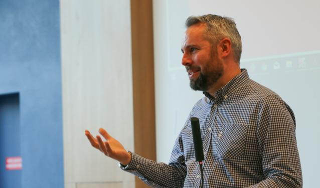 Simon Rogers, Data editor at Google