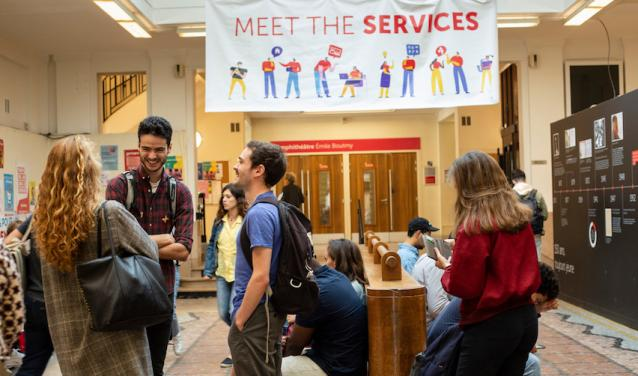 Sciences Po Student Services: Helping all our Talents Succeed
