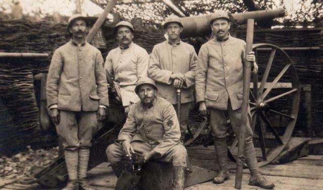 1918 et la guerre