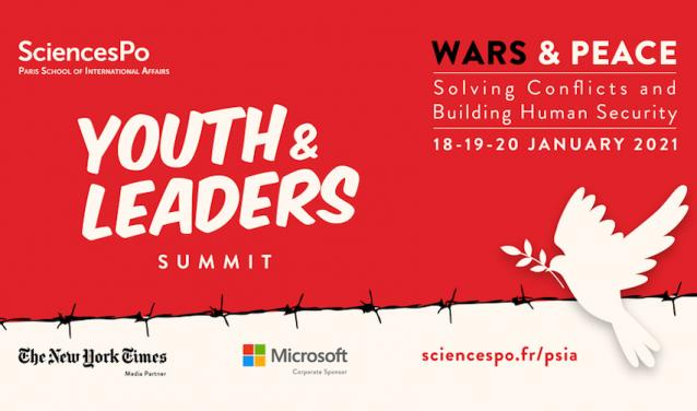 "Youth and Leaders Summit: ""We need to work together"""