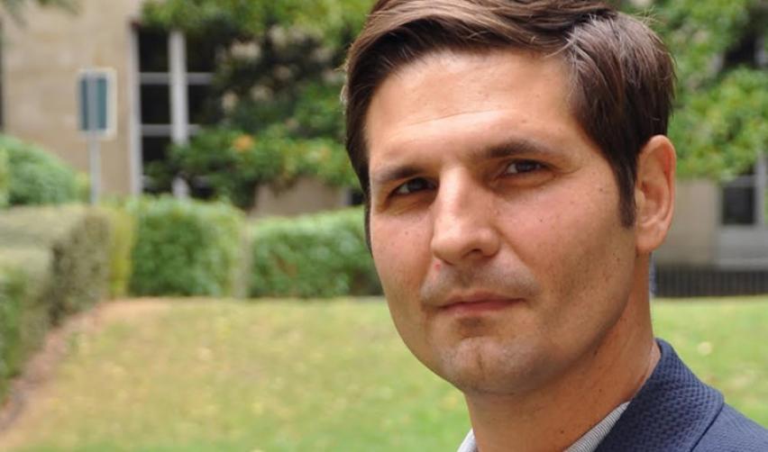 Yann Algan, dean of the Sciences Po School of Public Affairs