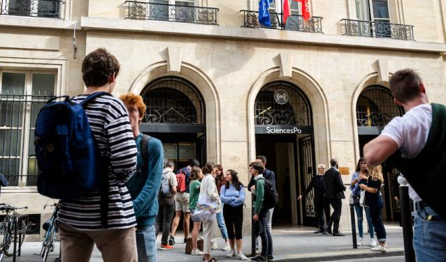2021 Admissions: Over 15,000 applications through the French Parcoursup platform