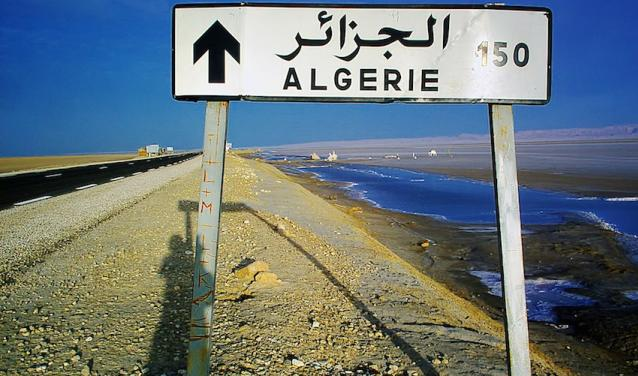 Why is it that the Arab Spring passed over Algeria?