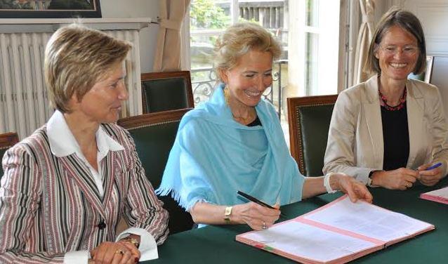 Prof. Ute MAGER, Prof. Horatia MUIR WATT, Prof. Anne PETERS