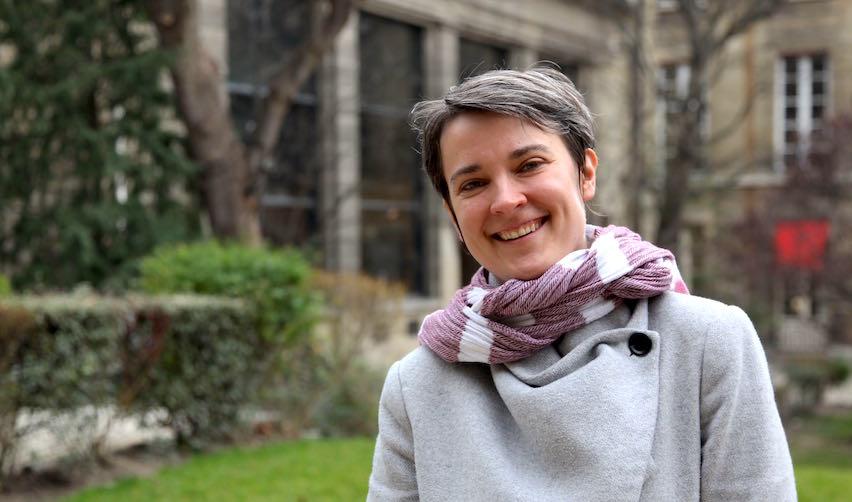 Anne Boring, Sciences Po