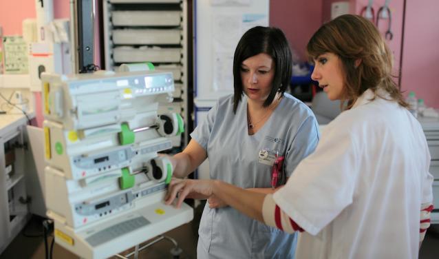Hôpital du Kremlin-Bicêtre, Assistance Publique Hôpitaux de Paris, février 2012